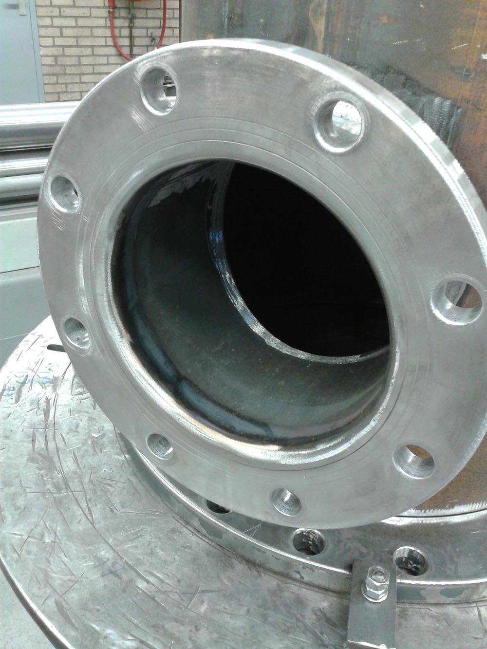 Leidingwerk staal
